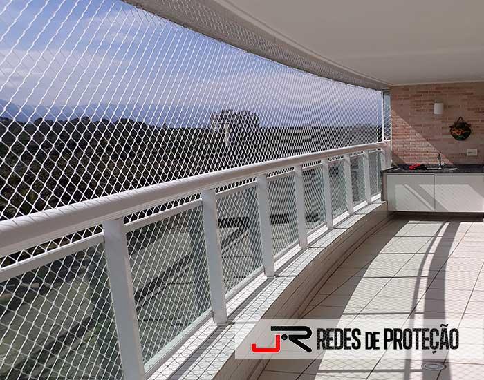 Sacadas com Redes de Proteção