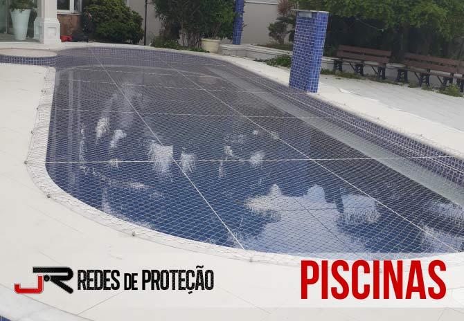 Serviços em Piscinas | JR Redes de Proteção