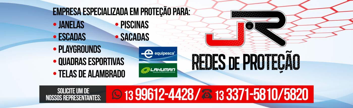 Especialização | JR Redes de Proteção